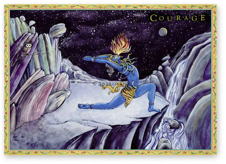 7 courage